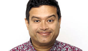 Paul Sinha - Hazy Little Thing Called Love