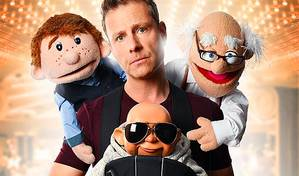 Paul Zerdin's Puppet Party