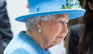 We are not amused... | Seven of the most controversial jokes about the Queen © Home Office / Creative Commons