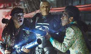 Red Dwarf named comedy of the year | Double success in British Comedy Guide accolades © UKTV