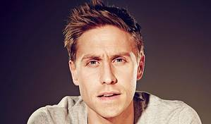 Here's some good news for Russell Howard | He's up for a TV Choice Award