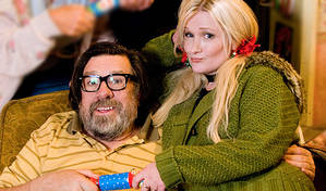 I'm so glad I didn't know about Caroline Aherne's cancer | Ricky Tomlinson and star's brother pay tribute © Jelly Legs 2008