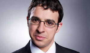 Simon Bird in lesbian romance! | Or at least a film rom-com
