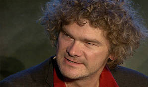 The world's worst golfer, coming to cinemas | Simon Farnaby working on new script