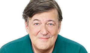 More Fool Me by Stephen Fry | Book review by Steve Bennett