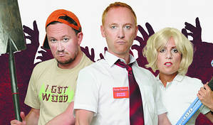 Shaun Of The Dead, the stage show | Simon Pegg blesses new touring production