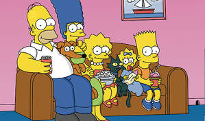 Simpsons writer Kevin Curran dies at 59 | He previously wrote for Letterman