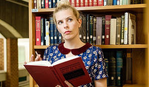 Sara Pascoe's Animal wins a QI endorsement | 'One of the ten most interesting books of the year'