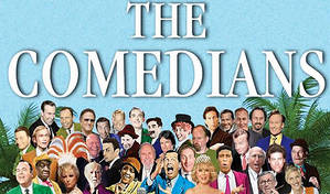 The Comedians by Kliph Nesteroff | Book review by Jay Richardson