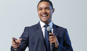 Trevor Noah to take over the Daily Show | Jon Stewart's replacement found
