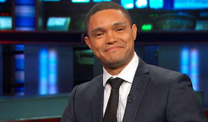 Born A Crime by Trevor Noah | Book review by Steve Bennett © Comedy Central