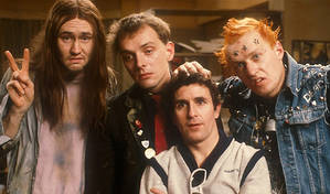 16 things you probably never knew about The Young Ones | As revealed at the Slapstick festival © BBC
