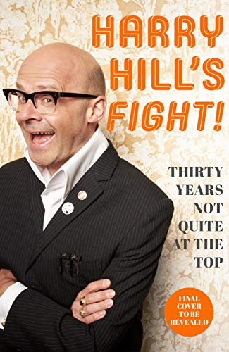 Mock-up cover for Hill's book