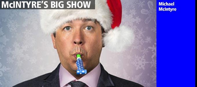 BBC Christmas comedy