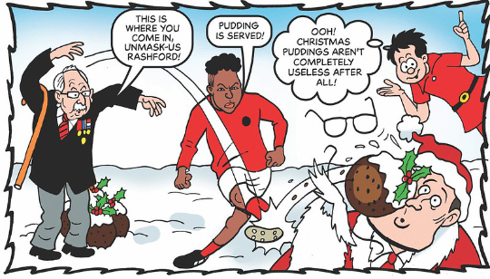 Tom Moore cartoon