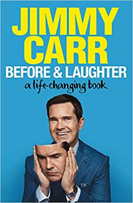 Carr Before and Laughter book cover