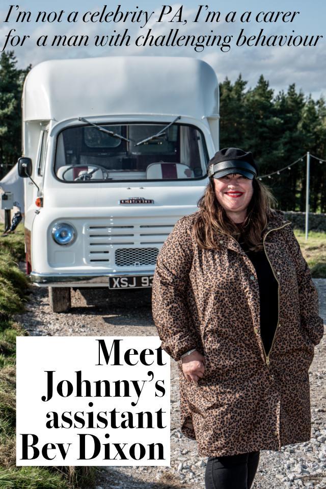 Meet Johnnys assistant Bev Dixon