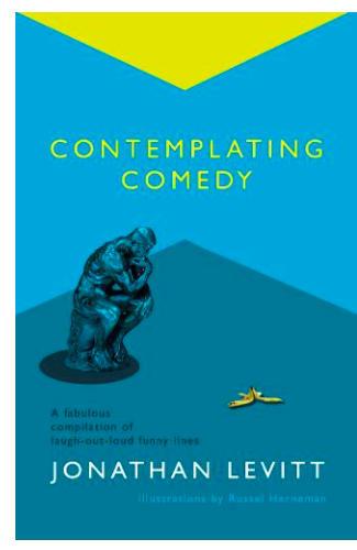 Contemplating Comedy book cover