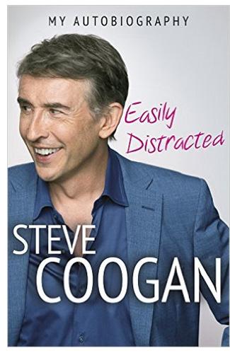 Steve Coogan Easily Distracted