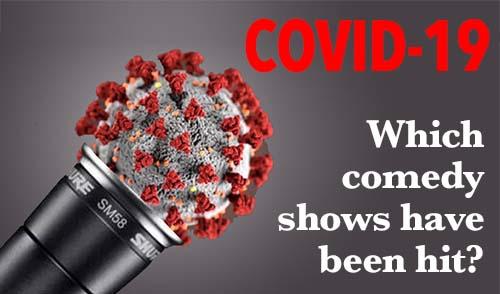 Coronavirus comedy