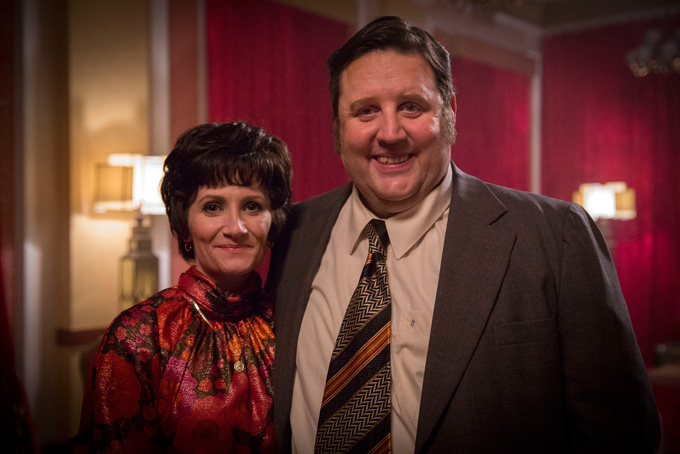 Peter Kay Cradle To Grave
