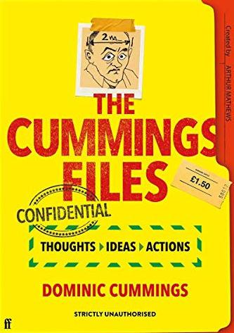 Cummings Files book cover