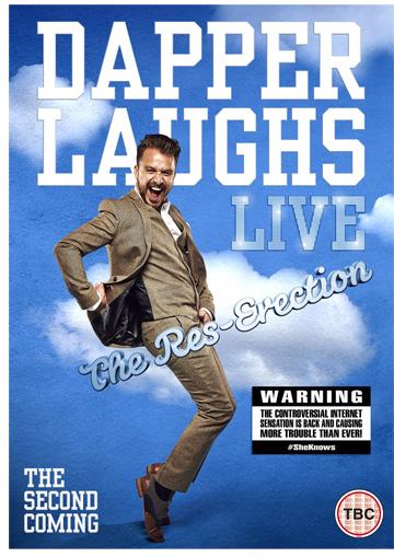 Dapper Laughs DVD