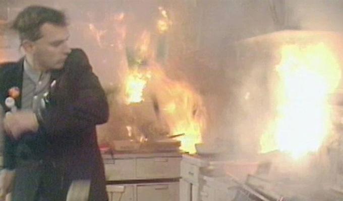 Exploding Cooker
