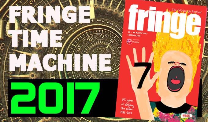 Fringe Time Machine 2017
