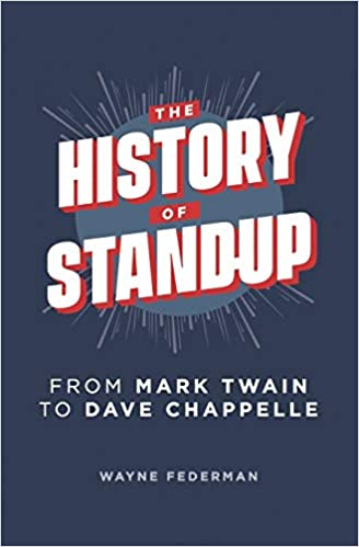 History Of Stand-up book cover