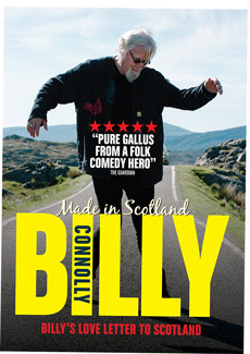Made In Scotland DVD
