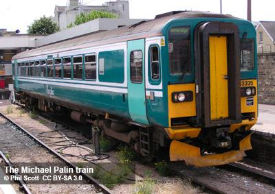 palin train