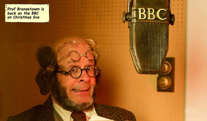 professor branestawm bbc