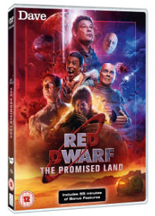 Promised Land DVD