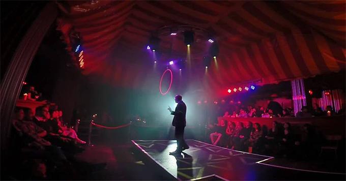 ricardo juggler circus