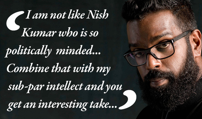 Romesh quote