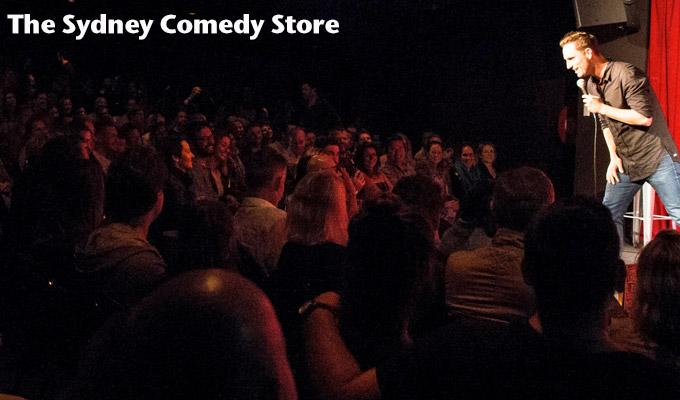 Sydney comedy store