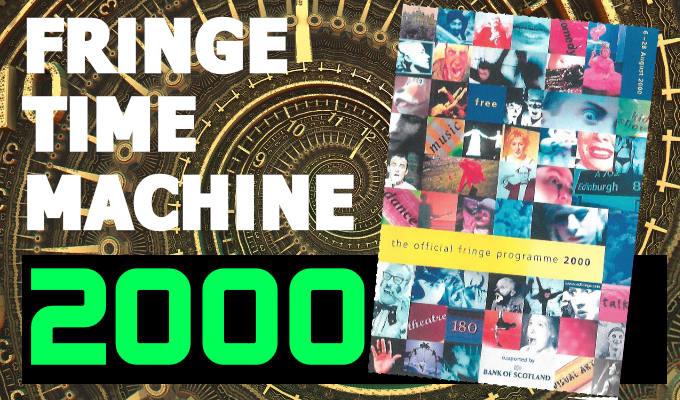 Fringe Time Machine 2000