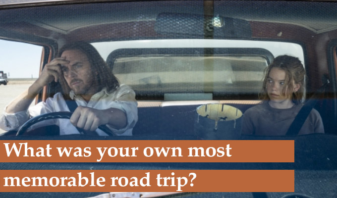 What's your most memorable road trip?