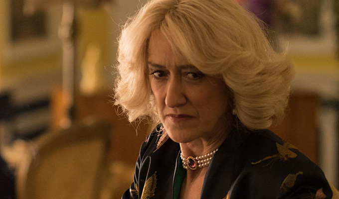 Channel 4 Windsors Camilla