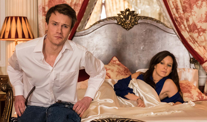 Channel 4 Windsors Wills and Kate